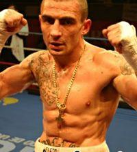 Miguel Mallon boxer