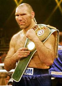 Nikolay Valuev boxer