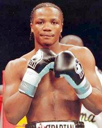 Kassim Ouma boxer