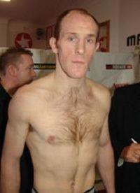 James Gorman boxer