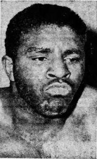 Bob Garner boxer