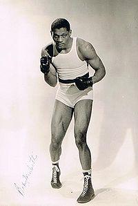 Bob Foxworth boxer