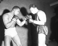 Vern Mitchell boxer