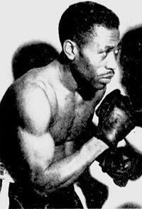 Murray Burnett boxer