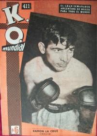 Ramon La Cruz boxer