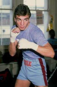 Mark Kaylor boxer