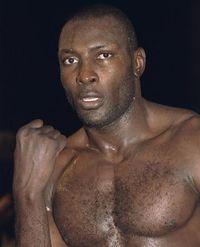 Henry Akinwande boxer