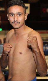 Alvaro Muro boxer