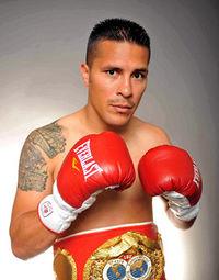 Julio Diaz boxer