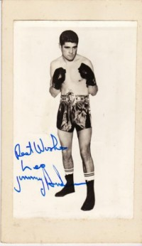 Jimmy Anderson boxer