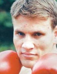 Ernie Smith boxer