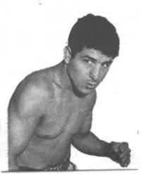 Boualem Belouard boxer