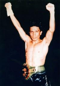 Victor Rabanales boxer