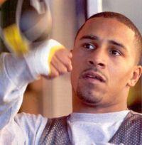 Andre Eason boxer