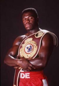 Herbie Hide boxer
