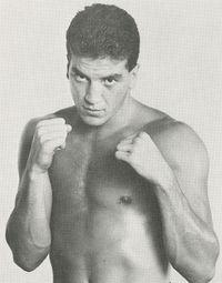 Steve Traitz Jr. boxer