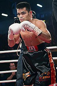 Ranee Ganoy boxer