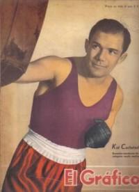 Kid Cachetada boxer
