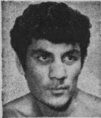 Zovek Barajas boxer