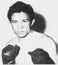 Jesus Fonseca boxer