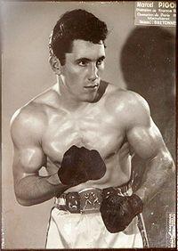Marcel Pigou boxer