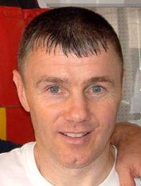 Jim McDonnell boxer