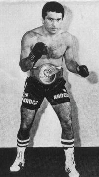 Rocky Mattioli boxer
