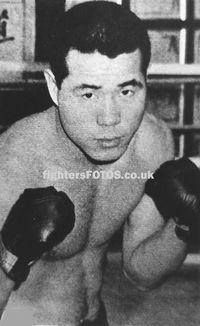 Lion Furuyama boxer