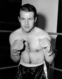 Bobby Scanlon boxer