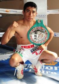 Ganigan Lopez boxer