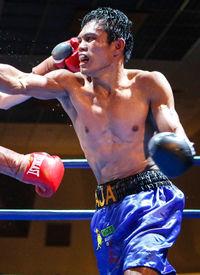 Jack Asis boxer