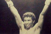 Freddy Chumpitaz boxer