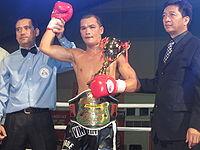 Vinvin Rufino boxer