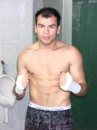 Jorge Daniel Miranda boxer