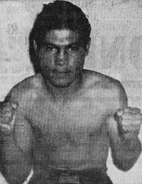 Jorge Zuniga boxer