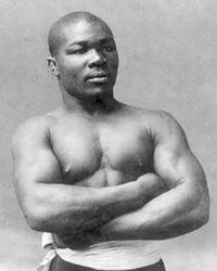 Joe Walcott boxer