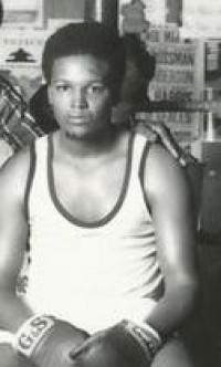Moses Robinson boxer
