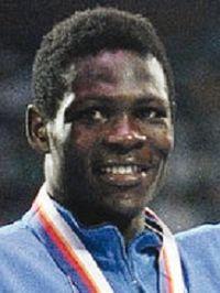Robert Wangila boxer