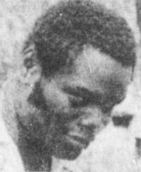 Carl Baker boxer