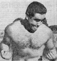Mariano Echevarria boxer