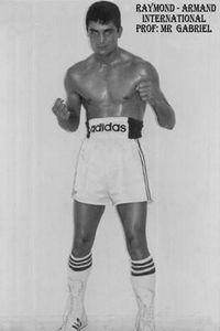 Raymond Armand boxer