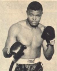 Matthew Johnson boxer