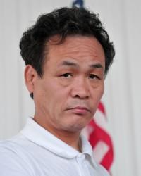Jung Koo Chang boxer