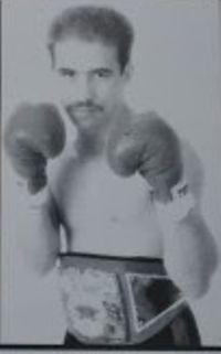 Lupe Gutierrez boxer