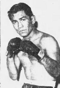 Pedro Jimenez boxer