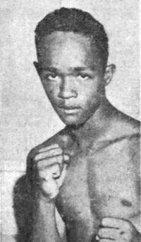 Ike Patton boxer