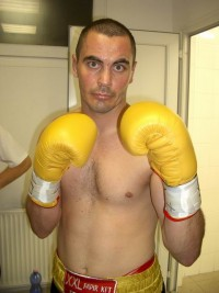 Jozsef Nagy boxer