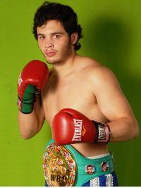 Julio Cesar Chavez Jr boxer