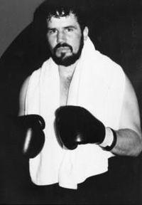 Greg Gorrell boxer