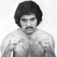 Al Migliorato boxer